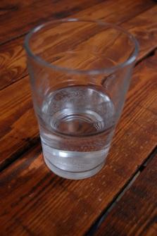Wasser ...